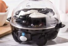 Photo of Get an egg cooker with over 22,000 5-star reviews for only $16.99