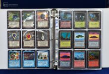 Wife finds out her husband's 'Magic: The Gathering' collection is worth 100k