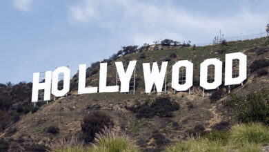 Photo of Film & TV Production On Hold In California