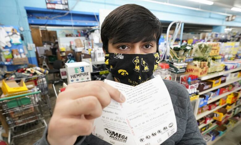 Mega Millions jackpot climbs to estimated $750 million