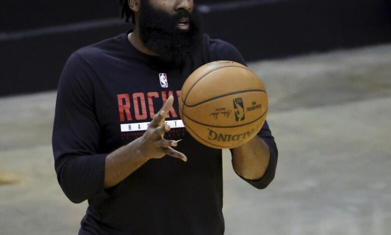 2021 NBA Championship Odds: Nets Betting Line Spikes After James Harden Trade