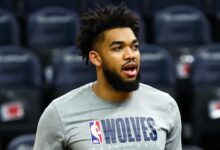 Photo of Timberwolves' Karl-Anthony Towns reveals he tested positive for COVID-19