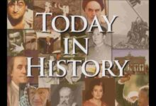 Photo of Today in History for January 20th