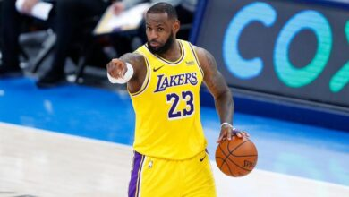 Photo of LeBron James leaves behind Coke for deal with Pepsi