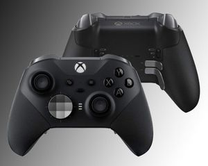 Save $40 when you step up to the Microsoft Elite Series 2 controller