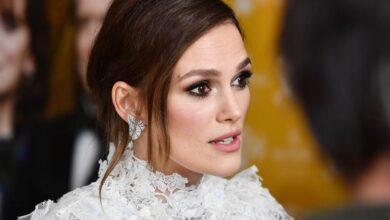 Photo of Keira Knightley rules out doing any more nude scenes directed by men