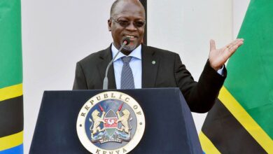 Photo of Tanzania's Covid-skeptic leader dies after weeks of rumors about his health