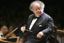 Photo of James Levine, conductor whose eminence was tarnished by abuse allegations, dies at 77