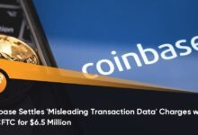 Photo of Coinbase Settles 'Misleading Transaction Data' Charges with the CFTC for $6.5 Million