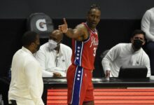 Photo of NBA officials explain why Sixers big man Dwight Howard was ejected