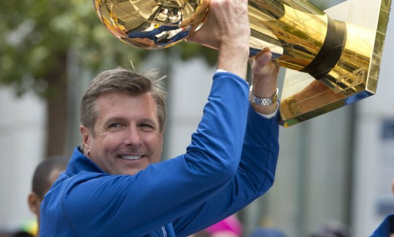 Golden State Warriors President Rick Welts to retire after season