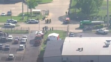 Photo of Police: 1 dead, 4 in critical condition after Bryan, Texas shooting