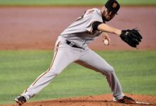 Photo of Giants only need one run to get past Marlins in 1-0 victory