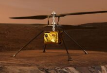 NASA: Mars Helicopter Ingenuity Is 'Safe And Healthy' Despite Failed Fourth Flight