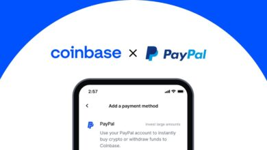 Photo of A new way to buy crypto on Coinbase using PayPal