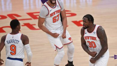 Photo of 3 realistic goals for New York Knicks in 2021 NBA Playoffs