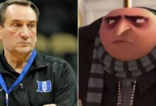 Photo of Coach K's basketball villainy will be missed, eventually