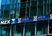 Photo of NZX Top 50 index retreats from record-high as tide turns on yield-driven stocks