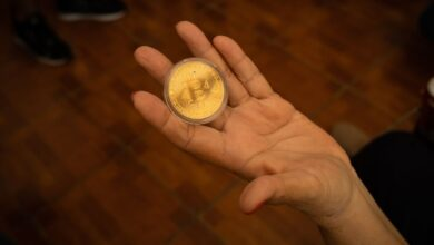 Photo of Bitcoin's Drop Closer to $30,000 Stirs Fears of a Deeper Selloff