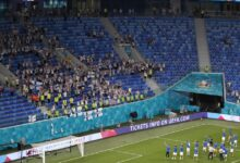 Photo of Finland sees spike in virus cases from returning soccer fans