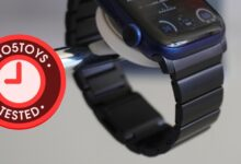 Tested: Nomad Titanium Apple Watch Band delivers premium stylings for less