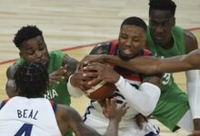 Photo of Shocker: Team USA falls to Nigeria in pre-Olympic basketball loss…