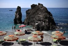 Photo of Private lidos take up more than 40 percent of Italian beaches: report