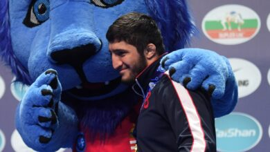 Photo of Top men's freestyle wrestling contenders to win Olympic gold