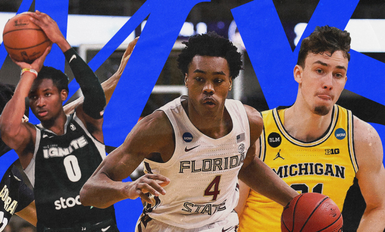 NBA mock draft 2021: Latest rumors and buzz for final first round projection