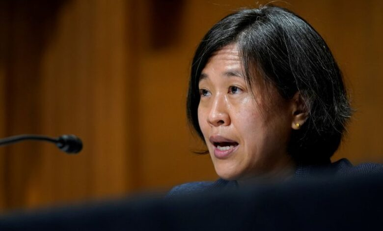 Top U.S., South Korean trade officials discuss supply chain resiliency -USTR