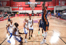 NBA Summer League 2021: Scores and Highlights from Wednesday's Las Vegas Results