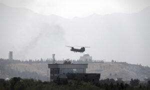 Veterans Express Anger, Sadness Over Taliban Takeover of Afghanistan