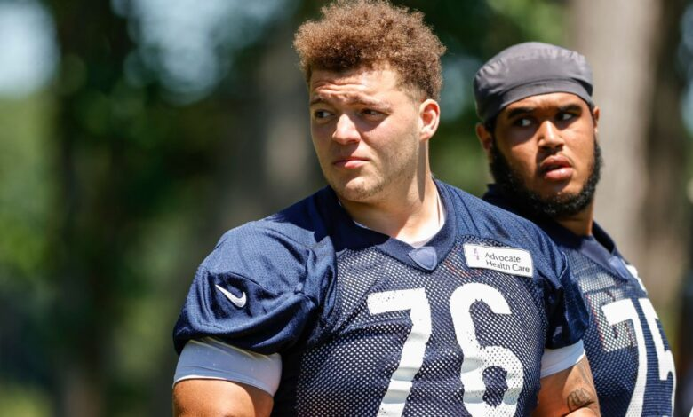 Bear down: OT Jenkins to have back surgery