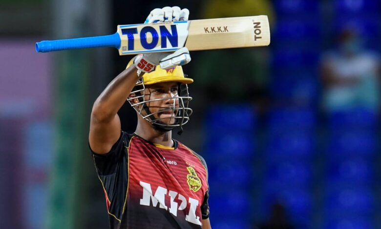 TKR face Patriots in top-of-table CPL clash