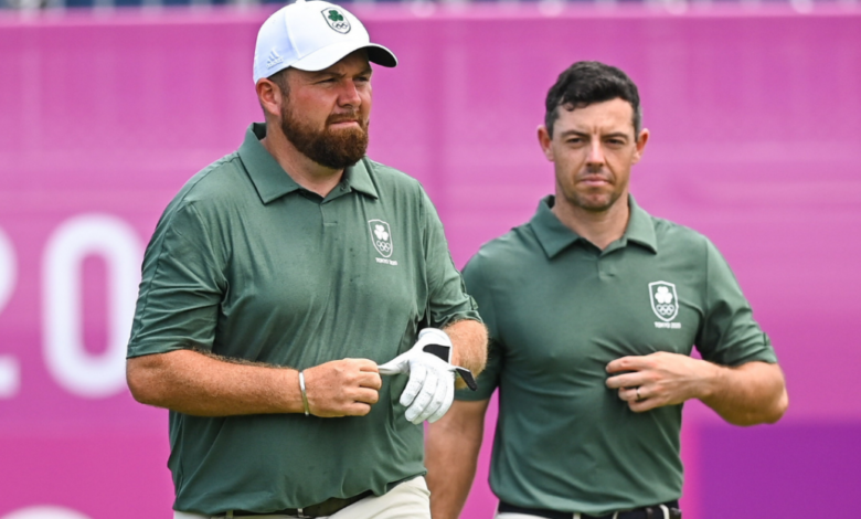 McIlroy and Lowry still in the race for medals at the Olympics