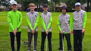 High school golf: Mountain View reloads with young, talented squad